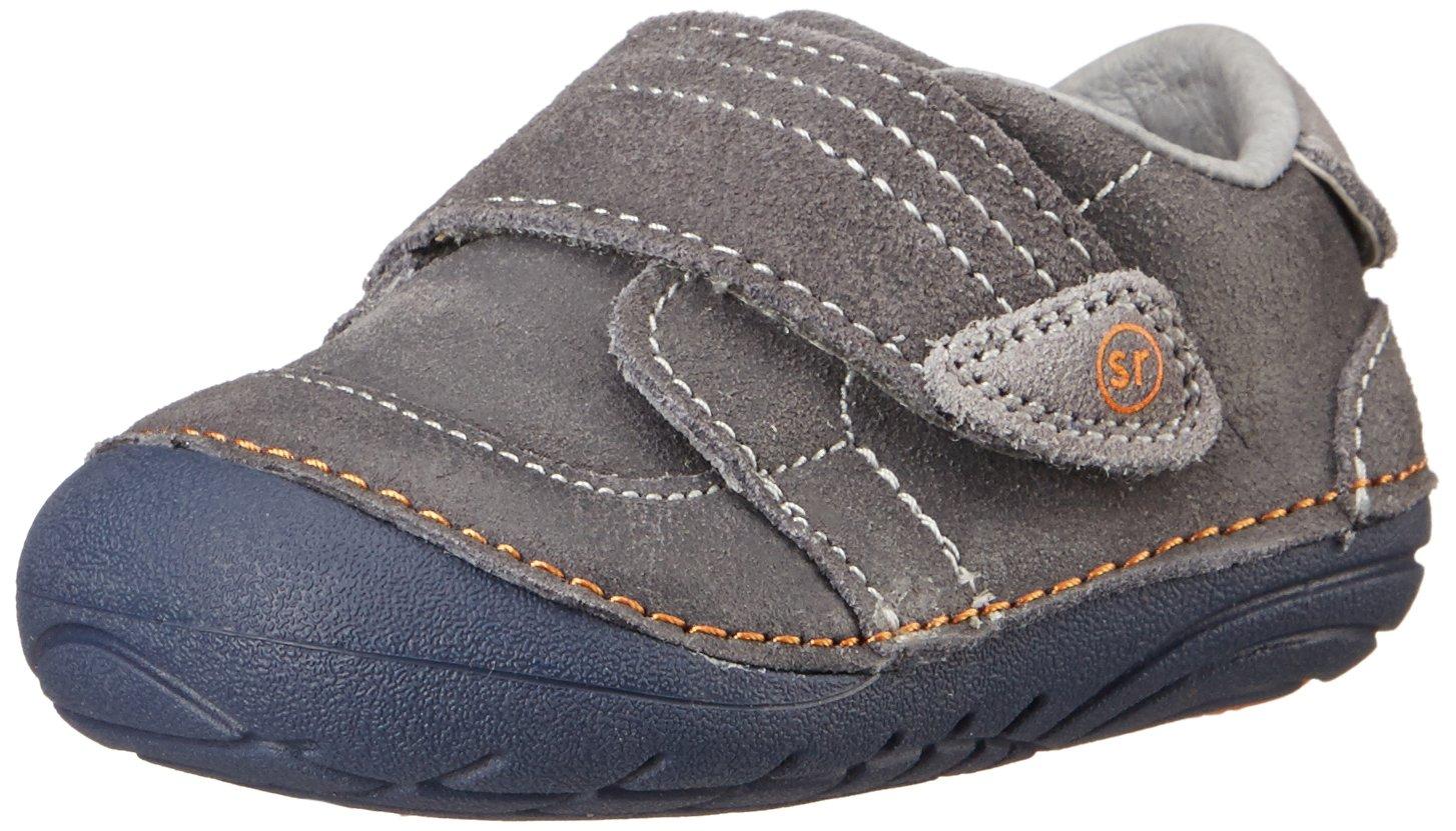Stride Rite Soft Motion Kellen Sneaker (Infant/Toddler),Grey,5 M US Toddler by Stride Rite