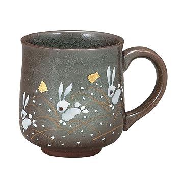 La Céramique À Café Saut En thé Fabriqué Lapin De Tasse Kutaniyaki kOwPn0