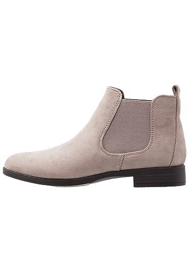 a6d1ca244c7d7b Anna Field Damen Chelsea Boots Ohne Absatz - Jodhpur Stiefeletten ...