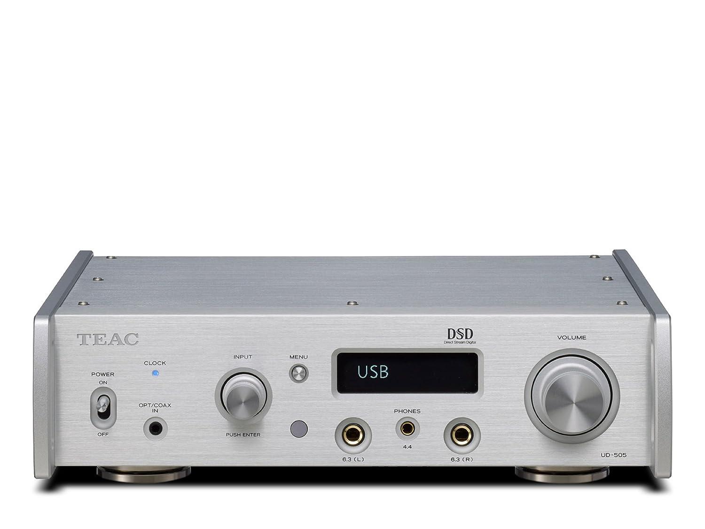 TEAC USB DAC/ヘッドホンアンプ UD-505