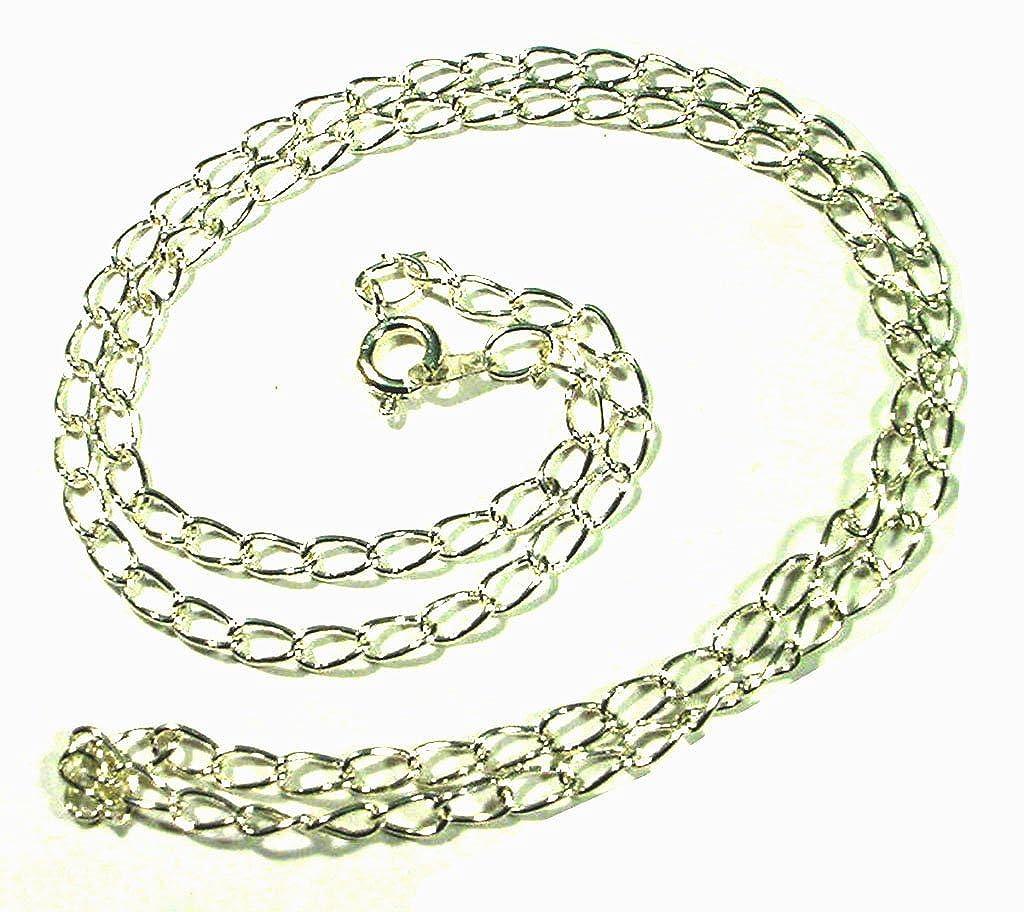 Rose Quartz Crystal Point Sterling Pendant 7 Chakra Gems 24 Chain