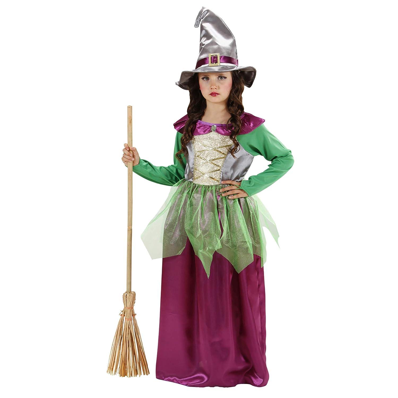 WIDMANN Sancto Bruja de los niños - Verde / púrpura del bebé del ...