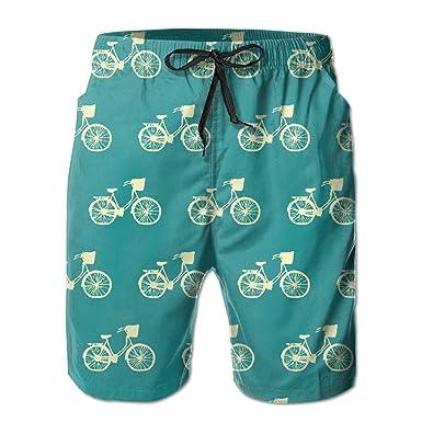 Amazon.com: greenwind para hombre bicicleta patrón secado ...