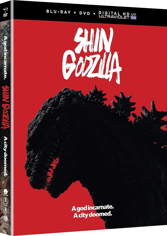 Amazon Com Shin Godzilla Movie Blu Ray Dvd Digital Todd Haberkorn Trina Nishimura J Michael Tatum Cris George Movies Tv