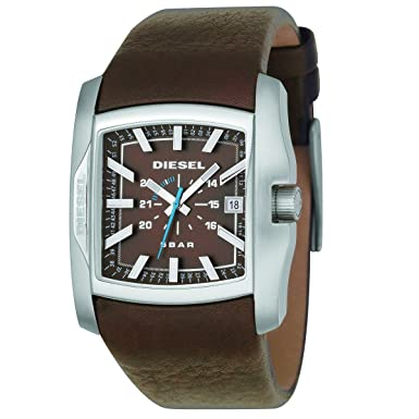 Diesel Watches Men s N s Brown Strap
