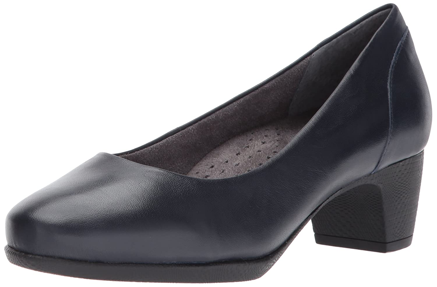 SoftWalk Women's Imperial Ii Dress Pump B072PTQHFJ 10 N US|Navy
