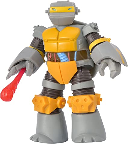 Amazon Com Teenage Mutant Ninja Turtles Metalhead Action Figure