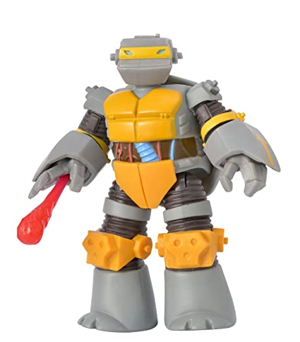 Amazon.com: Teenage Mutant Ninja Turtles Metalhead Figura de ...