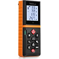 Tacklife Advanced Laser Measure 131 Ft Digital Laser Distance Meter