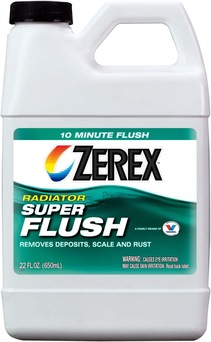 Valvoline ZXC01 Radiator Flush