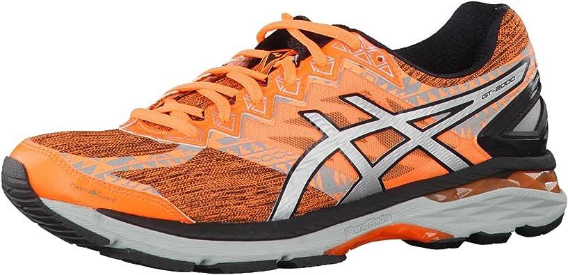 asics GT-2000 Lite-Show PlasmaGuard - Zapatillas para correr - naranja 2016: Amazon.es: Zapatos y complementos