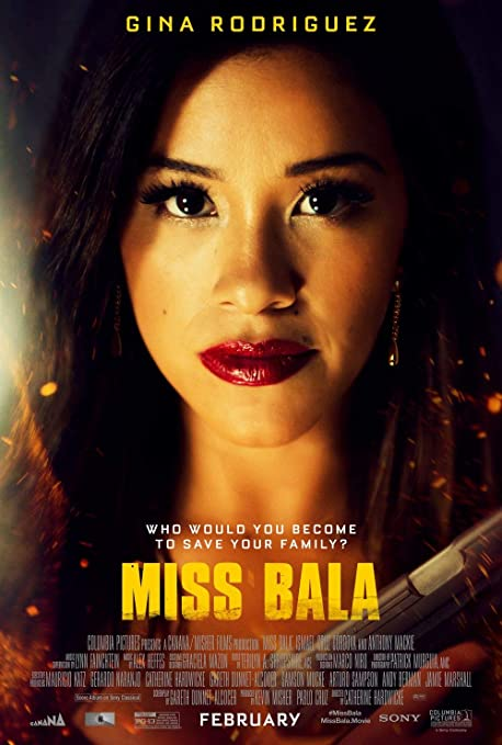Image result for miss bala movie poster
