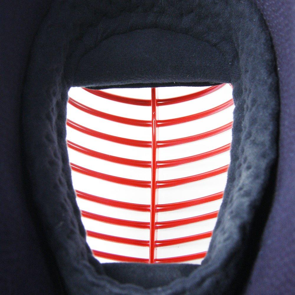 Tozando Kendo Bogu Deluxe 5mm Fit-Stitched Neo-Leather Kendo Men