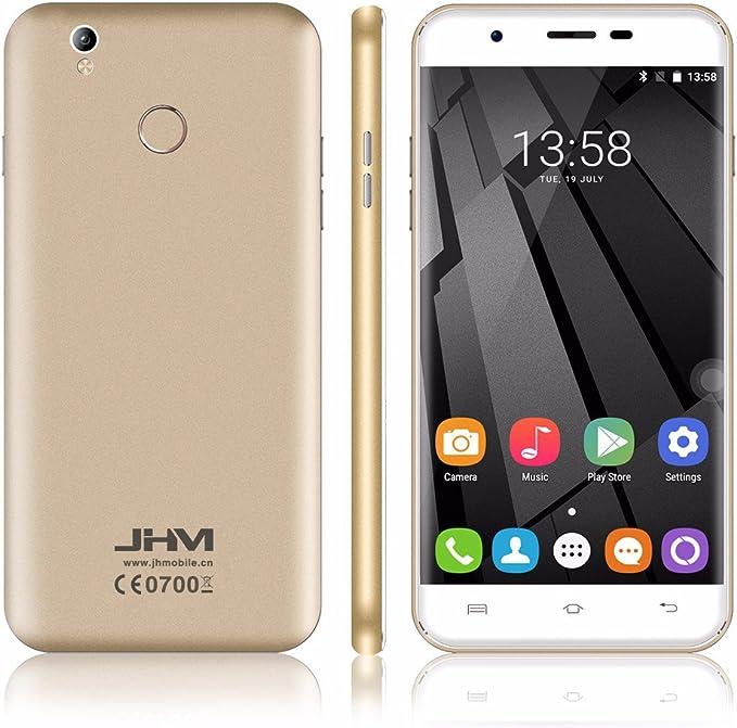 jhm x11,4g Dual SIM teléfono móvil Smartphone (5,5 Pulgadas (14,0 ...