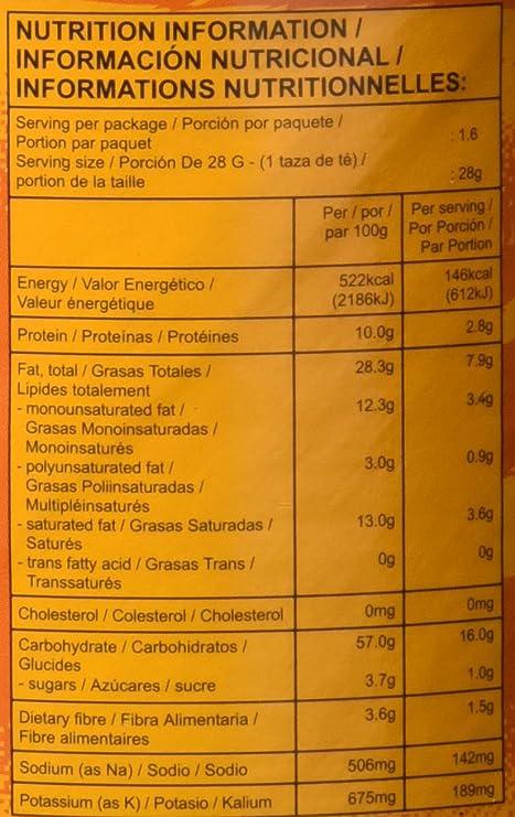 Mister Potato - Crisps Hot & Spicy - Snack salado con sabor picante - 45 g - [Pack de 12]: Amazon.es: Alimentación y bebidas