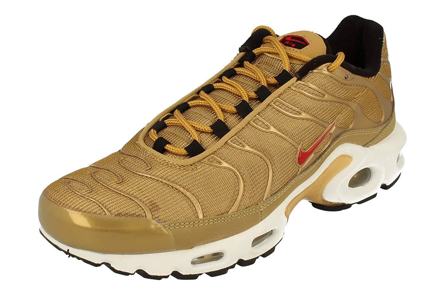 0ec7f4c146 Amazon.com | Nike Air Max Plus QS Mens Running Trainers 903827 Sneakers  Shoes | Athletic