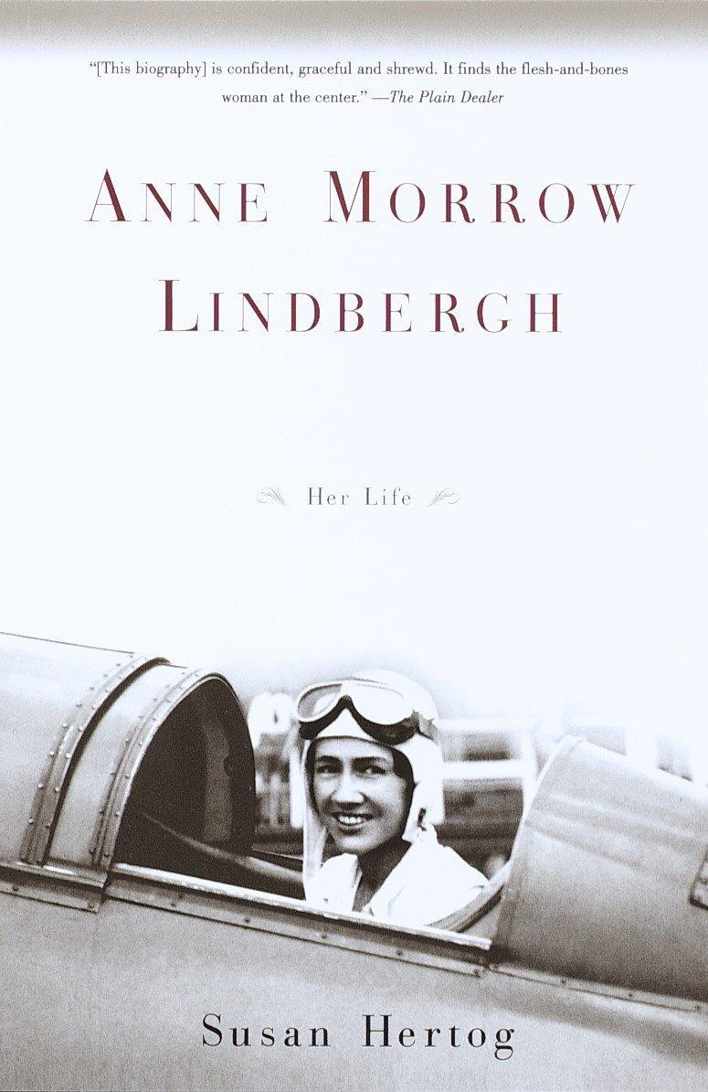 anne morrow lindbergh her life