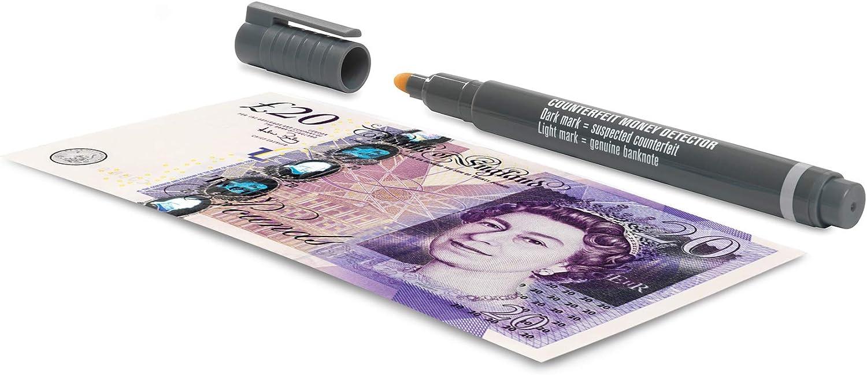 Safescan 30 Counterfeit Change Test Pen Set of 10