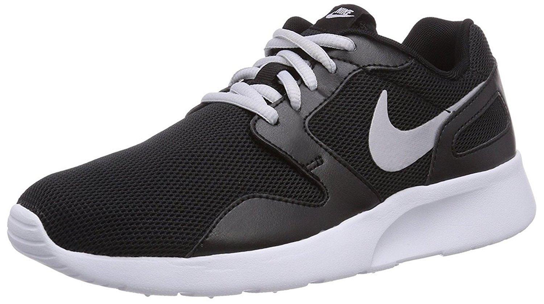 online store 6215d b1d6f Galleon - Nike Womens Kaishi NS Black Metallic Silver-White Running Athletic  Training Shoes (10 B(M) US)