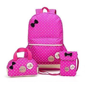 gut aussehen Schuhe verkaufen konkurrenzfähiger Preis Talsohle Preis Schultasche für Mädchen, DMbaby Schultasche Teenager Canvas ...