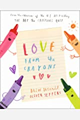 Love from the Crayons Hardcover