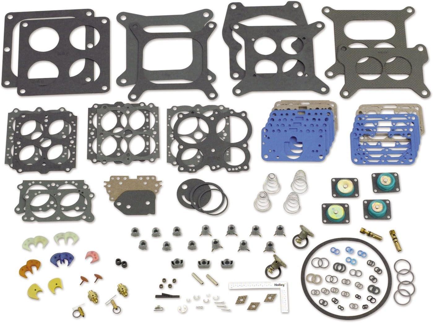 Holley Performance 37-933 Trick Kit Carburetor Rebuild Kit