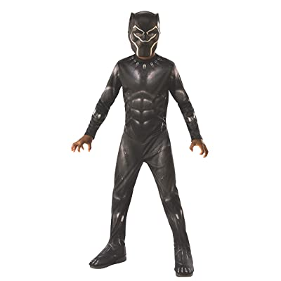 Rubies - Avengers: Endgame Black Panther Child Costume: Toys & Games