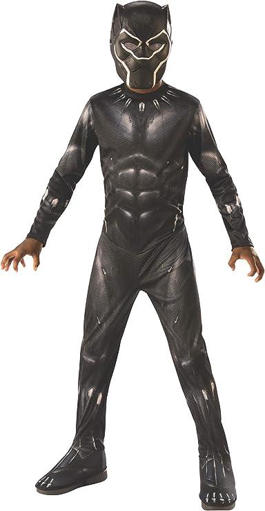Rubies - Disfraz Oficial de Pantera Negra de los Vengadores, Talla ...