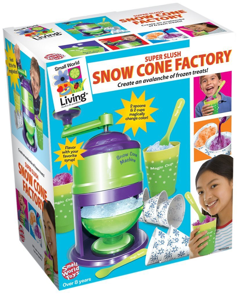WW Global Online Girls - Super Slush Snow Cone Factory Think Great Gifts