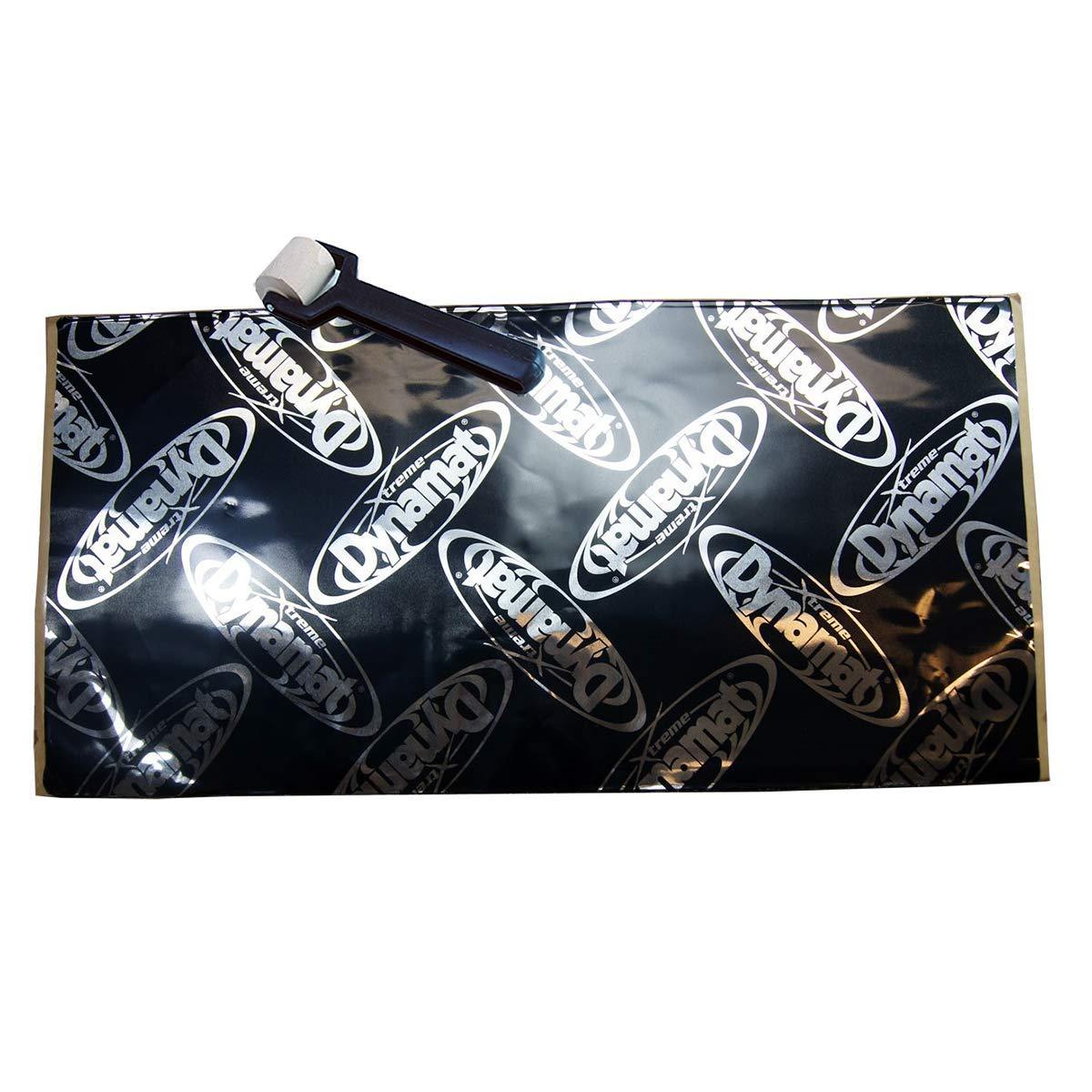 Dynamat Xtreme 4 Sq Ft Door Wedge Pack; 18'X32' 12volt Distributors 10425
