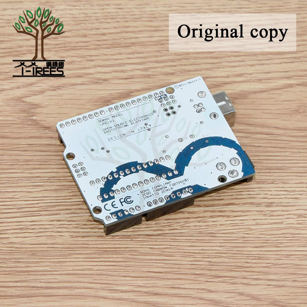 1set uno r3 MEGA328P ATMEGA16U2 for Arduino Compatible without USB Cable Value-Home-Tools