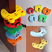 Oenbopo toddler children safety security protector doorstop guard drawer cupboard lock