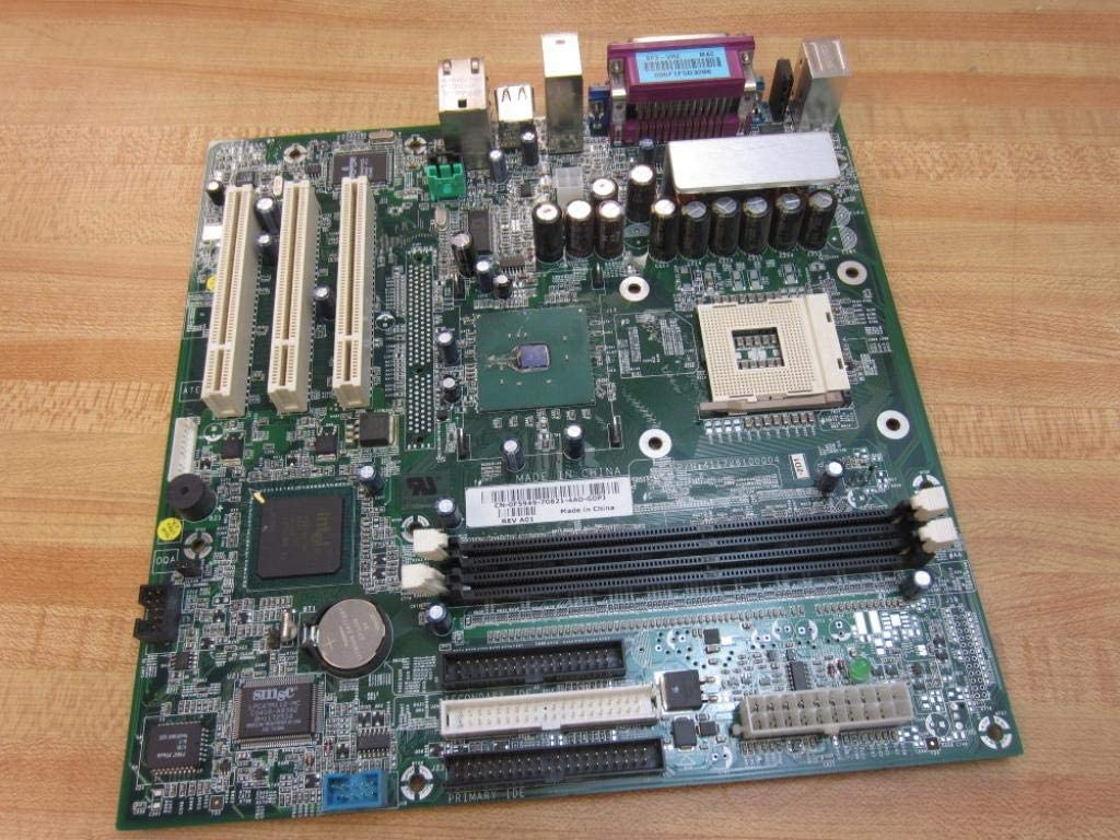 Dell Dimension 2400 Motherboard MODEL# 411726100004