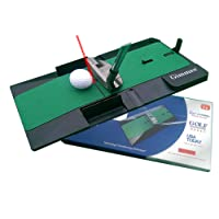 The Gimmee Putting Aid's Totally Unique Laser-like Beam Will Eliminate All HEAD MOVEMENT (the primary cause of poor putting) . . AND . . Teach You The Putting Technique Used By JASON DAY - the Tour's top putter. A really original golf gift. It will transform your putting. Guaranteed
