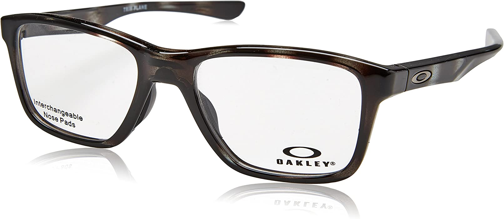 655900f20c58 Amazon.com  Oakley - Trim Plane (53) - Polished Brown Tortoise Frame Only   Clothing