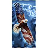 American Eagle Cotton Beach Towel