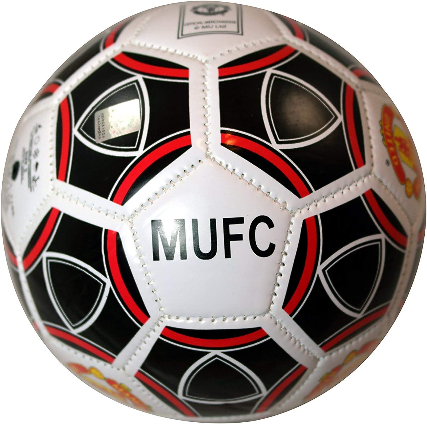 Manchester United F.C. (Talla 2 Mini balón de fútbol – 014: Amazon ...