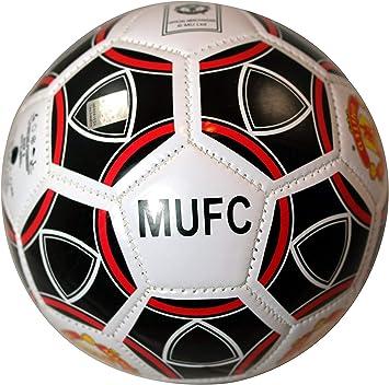 Manchester United F.C. (Talla 2 Mini balón de fútbol – 014: Amazon ...