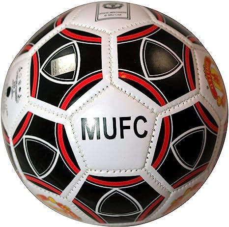 Manchester United F.C. (talla 2 Mini balón de fútbol - 021: Amazon ...