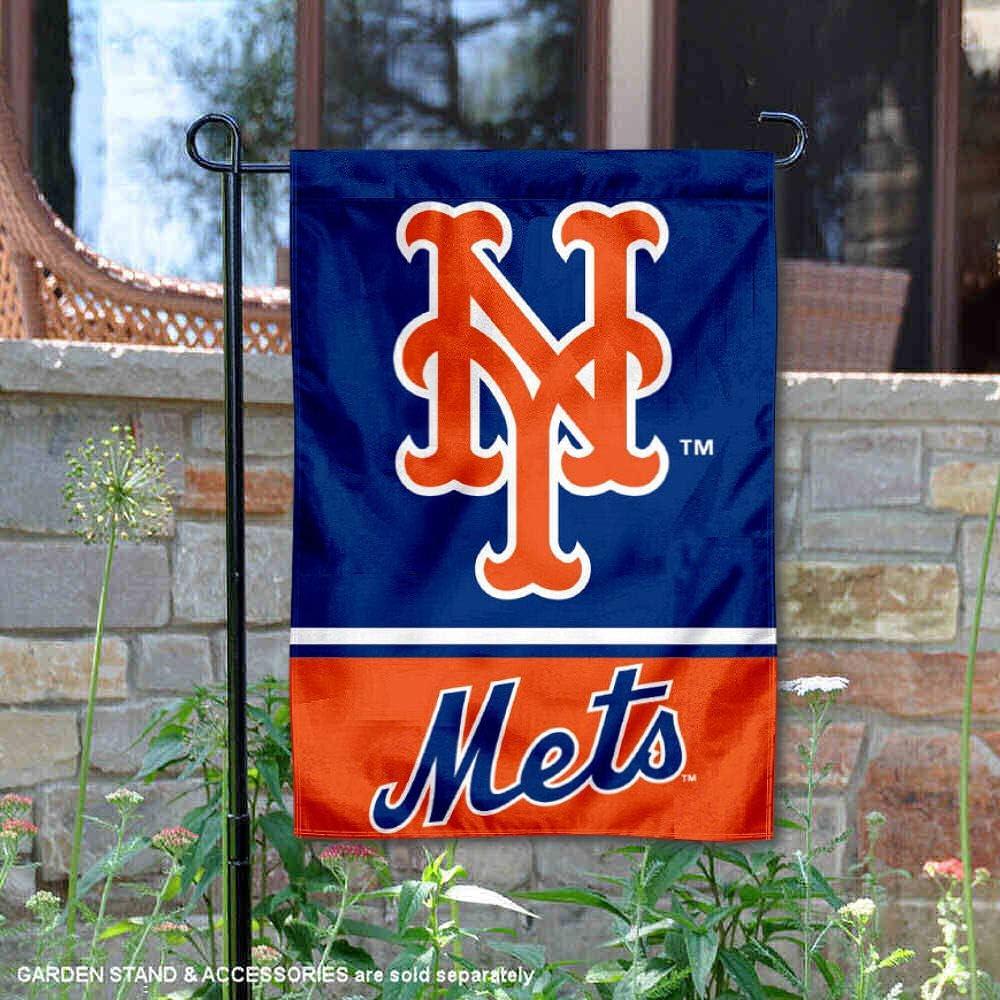 NEW YORK UNIVERSITY Garden Flag IMPRINTED BY EVERGREEN