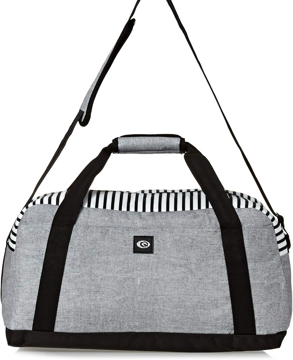 Rip Curl Mid Duffle Essentials Duffle Bag One Size Black