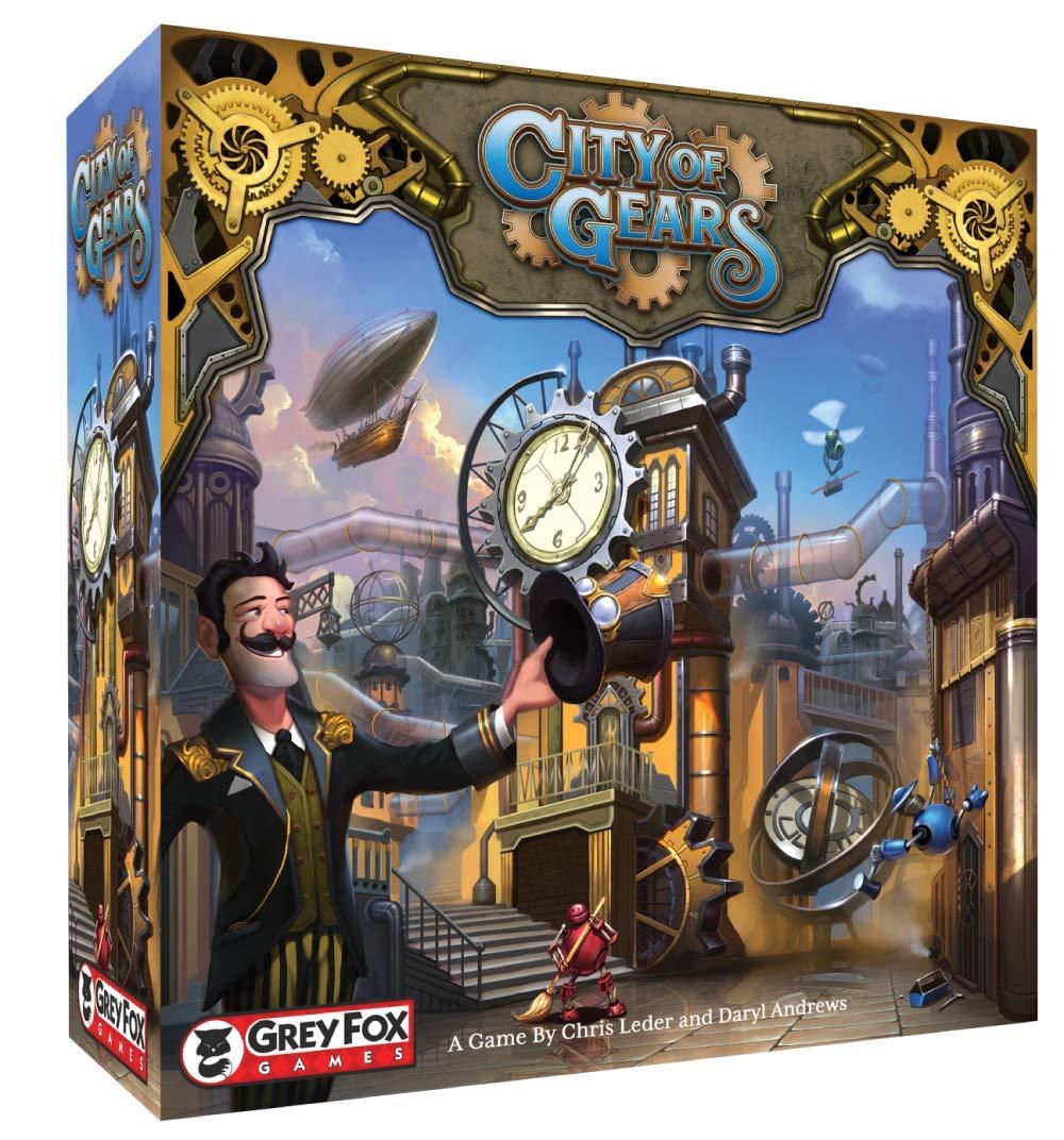 City of Gears B07KRZ58HW