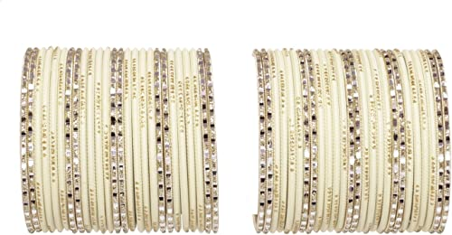 2.6 Indian Bridal//Party Wear Bangles Size: Set Of 32