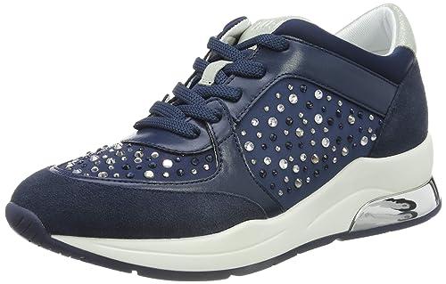 Liu Jo Karlie 12-Sneaker Navy, Zapatillas para Mujer: Amazon.es: Zapatos y complementos