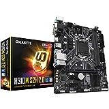 GIGABYTE ギガバイト H310M S2H 2.0 M-ATX マザーボード [Intel H310 チップセット搭載] MB4623
