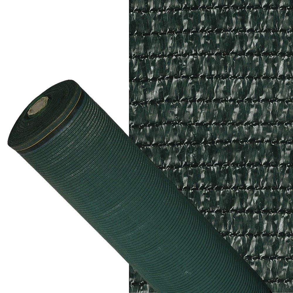 Malla Sombreo 90%, Rollo 1,5 x 100 metros, Reduce Radiación, Protección Jardín y Terraza, Regula Temperatura, Color Verde Oscuro: Amazon.es: Industria, empresas y ciencia
