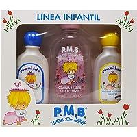 Para mi Bebe Set Cologne + Shampoo Chamomile + Lotion 8 oz