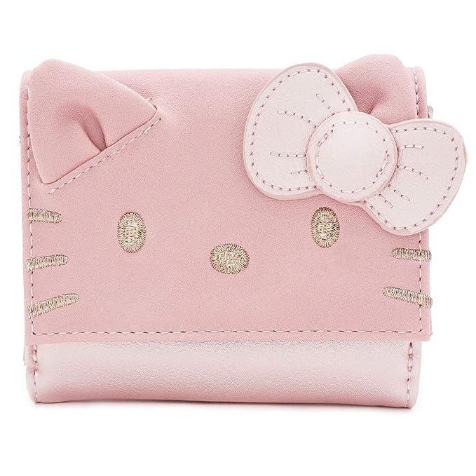 Amazon.com: Loungefly x Sanrio Hello Kitty Cara metálica ...