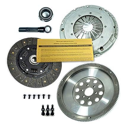 Amazon.com: EFT CLUTCH KIT+CHROMOLY FLYWHEEL AUDI TT BEETLE GOLF JETTA 1.8L 1.9L TDI TURBO: Automotive