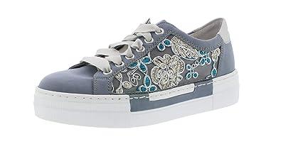 N49d6 Chaussures Femme Rieker À Sport semelle chaussure Skate De Yf7mb6gvIy